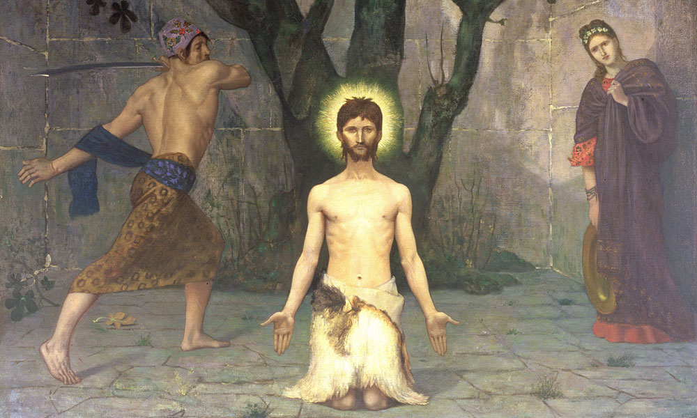 Das Taufverständnis Jesu